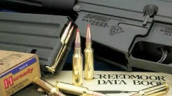 6.5 Creedmoor Product Overview from Hornady® (2008)