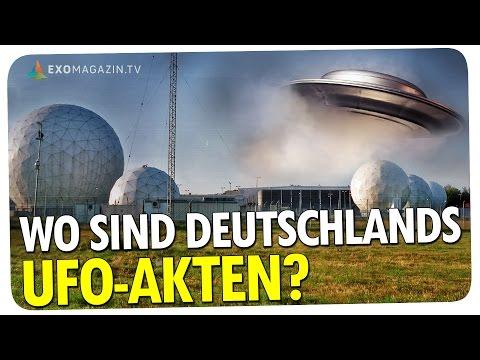 WO SIND DEUTSCHLANDS UFO-AKTEN?   ExoMagazin