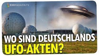 WO SIND DEUTSCHLANDS UFO-AKTEN? | ExoMagazin