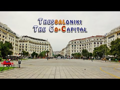 Thessaloniki, Greece - Travel Around The World | Top best pl