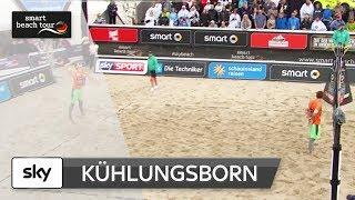 Das Männer-Finale in voller Länge | Kühlungsborn - smart beach tour 2017