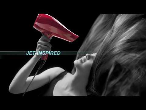 "Goody Heat Flash Dry Blow Dryer ""Revolution in Air"" Commercial (2012)"
