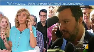 Matteo Salvini: 'Lunedì da Mattarella con il nome del Premier'