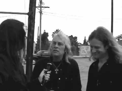 Joshua Perahia's Songwriting Praised By Scott Warren Of Dio