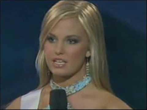 Miss South Carolina Public Service Announcement
