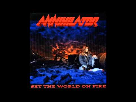 Annihilator  Set the World on Fire HD1080p