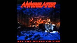 Annihilator - Set the World on Fire [HD/1080p]