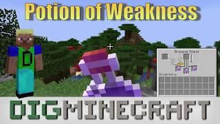 Xbox recipe splash of weakness 360 potion How to