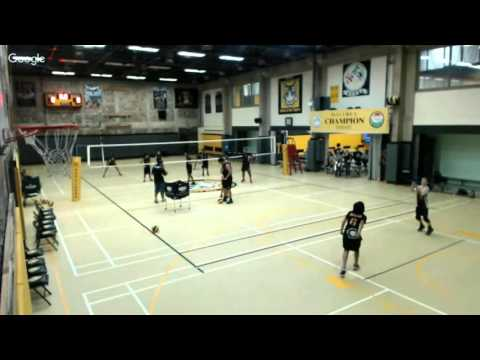 ASIAC Volleyball,March 12th 2016 (Auxy. Gym)