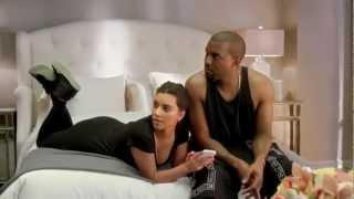 Kevin Hart, Kanye West & Kim Kardashian MTV VMA PROMO!