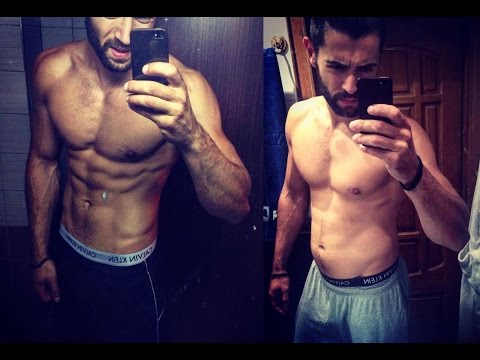 How I Lost My Six Pack Abs For 30 Days – Junk Food challenge