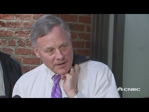 Senate Intel Chair Richard Burr: 'Any good will' with Michael Cohen 'is now gone'