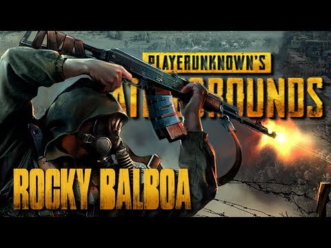 Rocky Balboa - EKIPA w PlayerUnknown's Battlegrounds