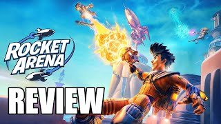 Rocket Arena Review - The Final Verdict (Video Game Video Review)