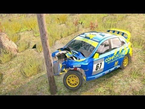 Dirt Rally Car