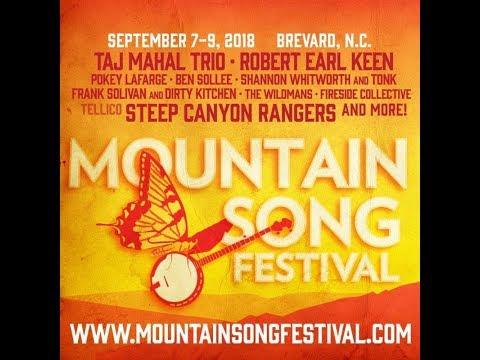 Mountain Song 2018 Lineup!