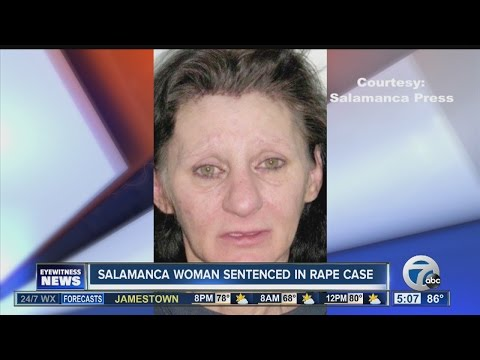 Salamanca woman sentenced to 35 years in prison for raping a young girl