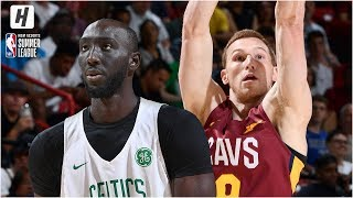 Cleveland Cavaliers vs Boston Celtics - Full Game Highlights | July 8, 2019 NBA Summer League