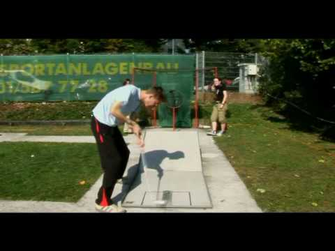 MINIGOLF AS AN COMPETITIVE SPORT? - Here is the Answers to YOUR Questions.