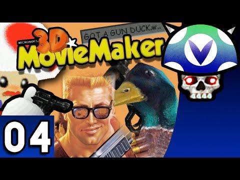 [Vinesauce] Joel - 3D Movie Maker ( Part 4 )