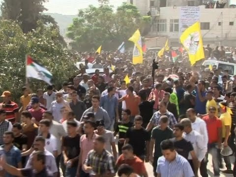 Raw: Palestinian who Posed as Journalist Buried