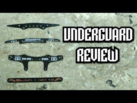 Underguard Review (Indonesian Language) 【ミニ四駆】Tamiya Mini 4WD #28
