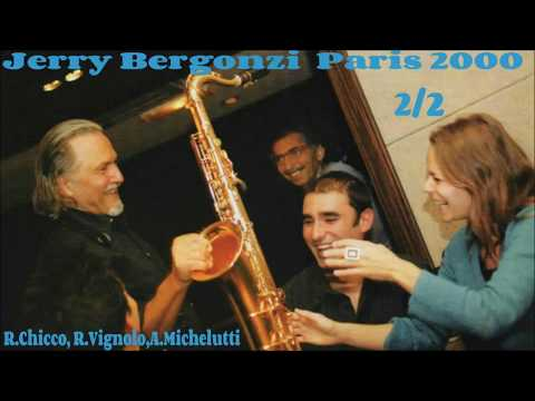 Jerry Bergonzi  live Paris 2000 (part. 2)