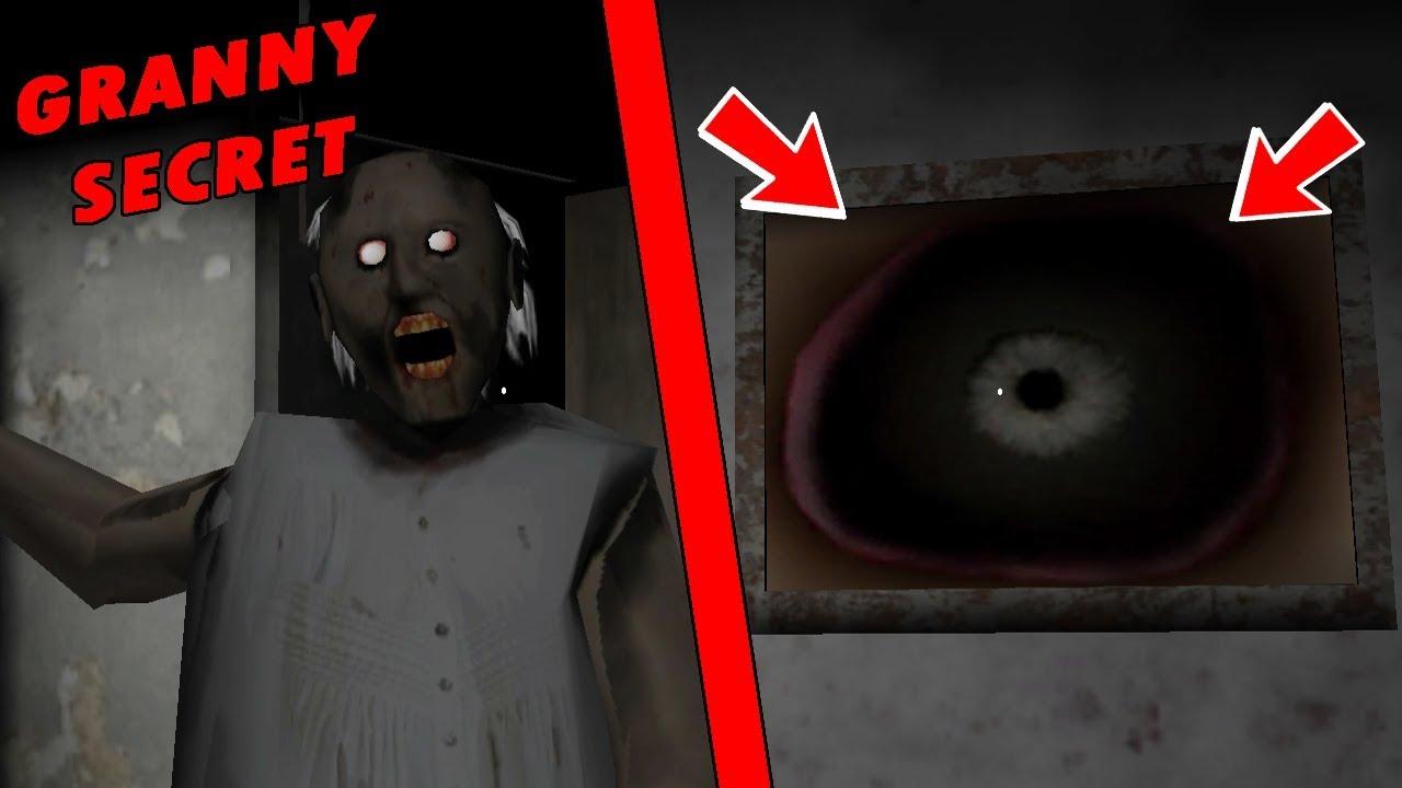 Granny Horror Game Painting Secret Revealed In Hindi Youtube