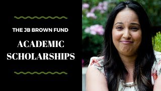 What We Do: Academic Scholarships