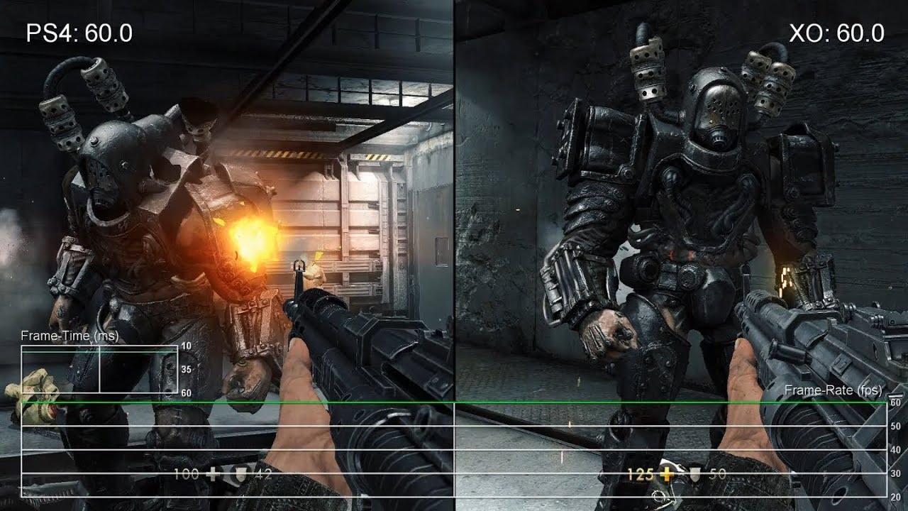 Performance Analysis: Wolfenstein: The New Order • Eurogamer net