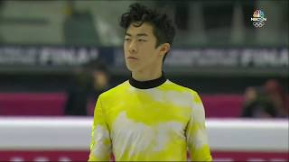 Nathan Chen | USA | Free Skating Grand Prix Final Torino 2019 | NBC