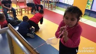 Anasınıfı 6 yaş B /Oyun ve Hareket/ Bardak Yarışı