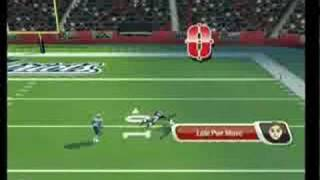 Madden NFL 09 All-Play: Call Your Shots Feature