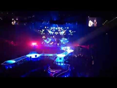 Lady Gaga Concert 2014