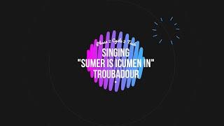 Sumer Is Icumen In Guide Video