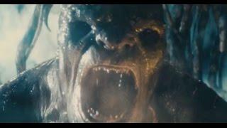 Batman Vs Superman: Lex Luthor unveils Doomsday [HD]