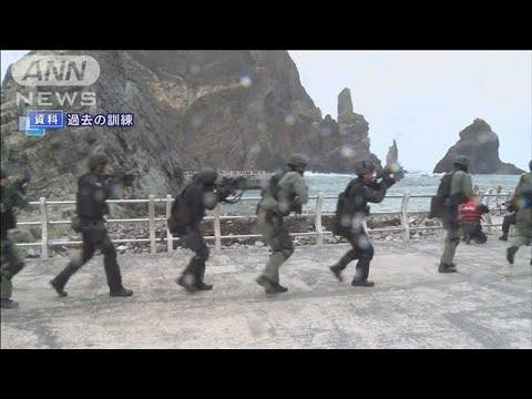 【竹島での韓国軍訓練】アメリカ国務省が異例の批判「タイミング、メッセージ、規模の拡大は、生産的ではない」FNN取材に 一方の韓国外務省は取材に「コメントできない」