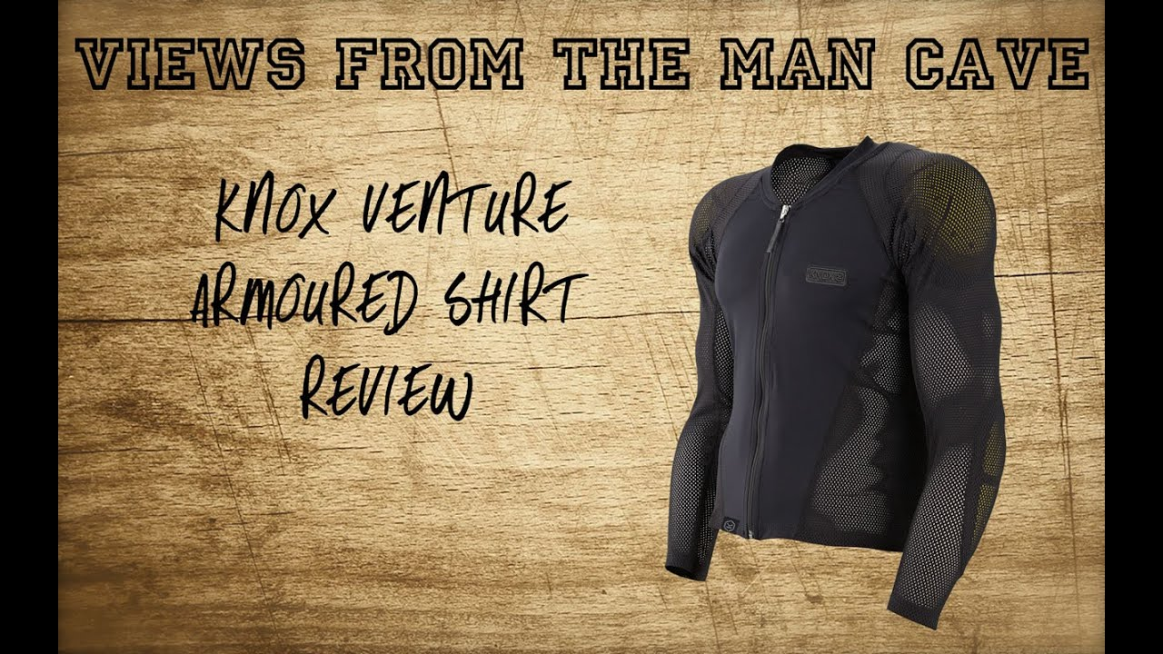 Man Cave Review : Knox venture shirt review youtube