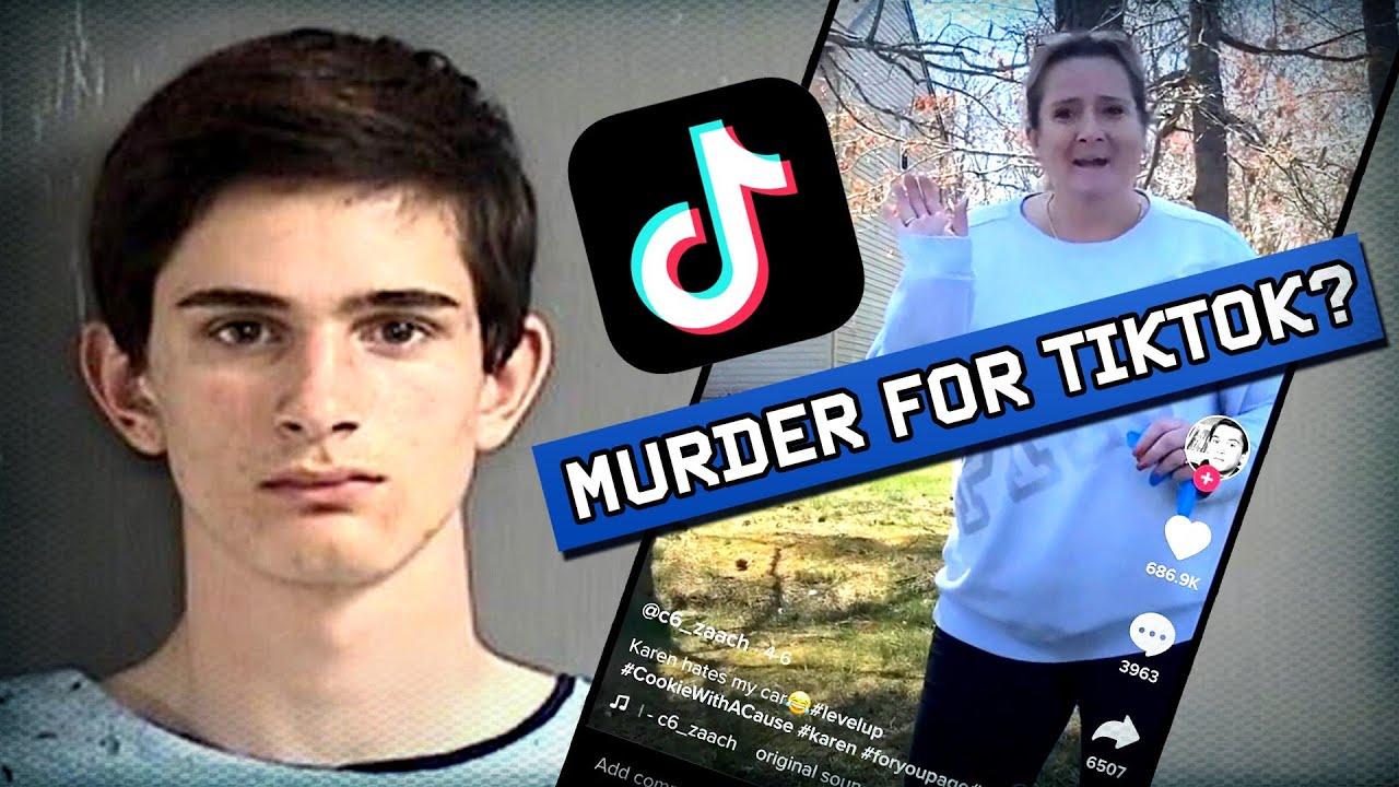 Murdering A Neighbor For TikTok Fame: Zachary Latham