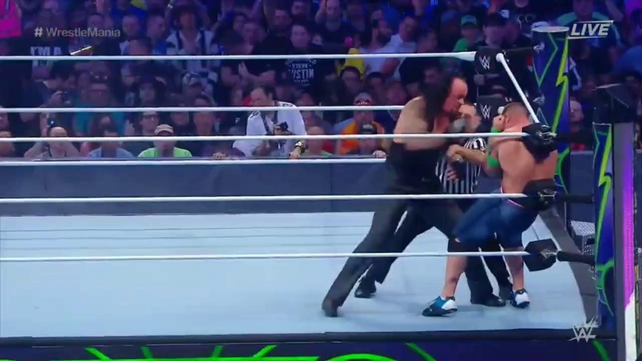 Download undertaker vs john cena wrestlemania 34 full match