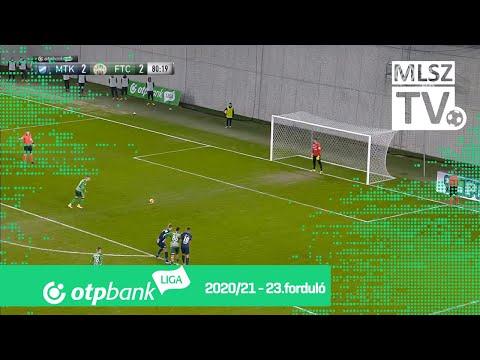 MTK Budapest Ferencvaros Goals And Highlights