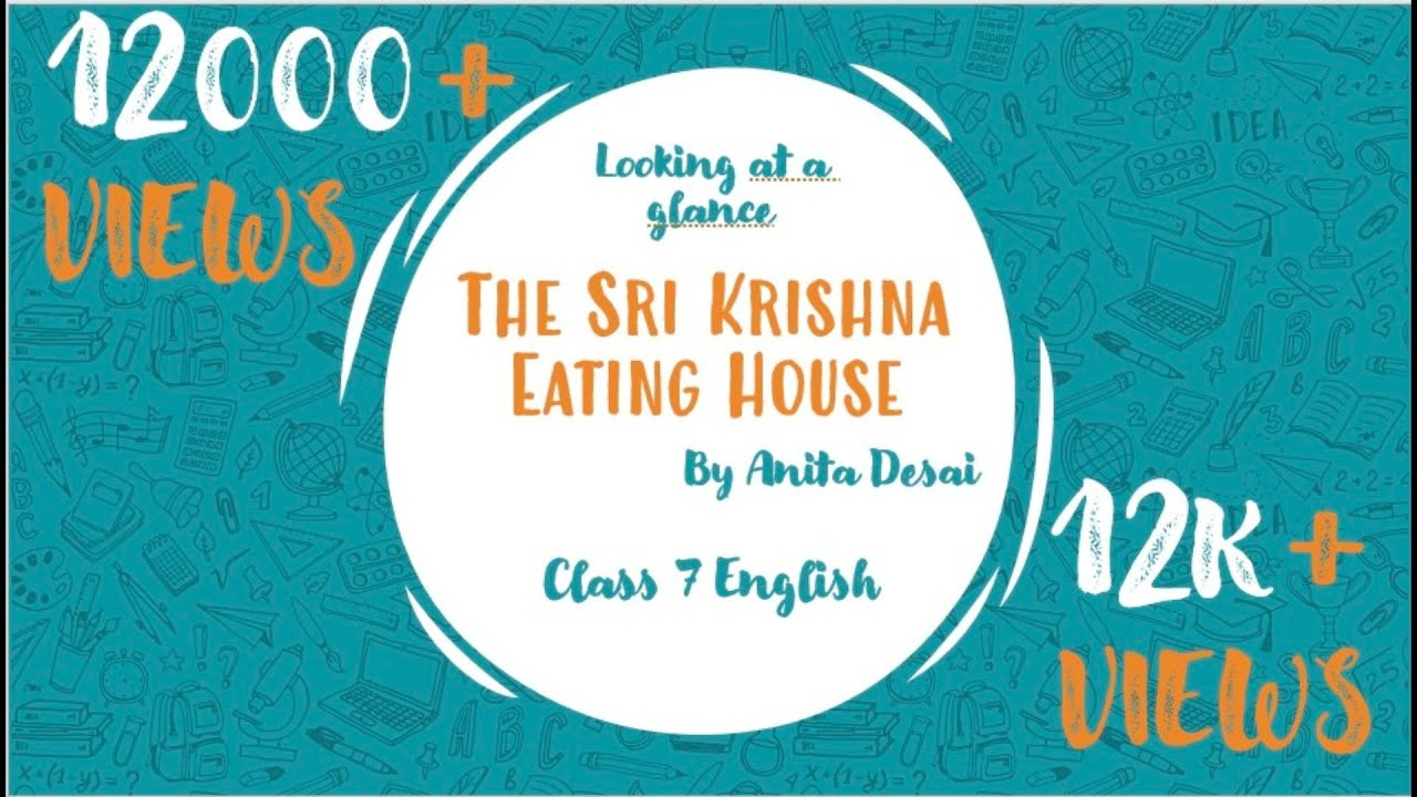 krishna eating house