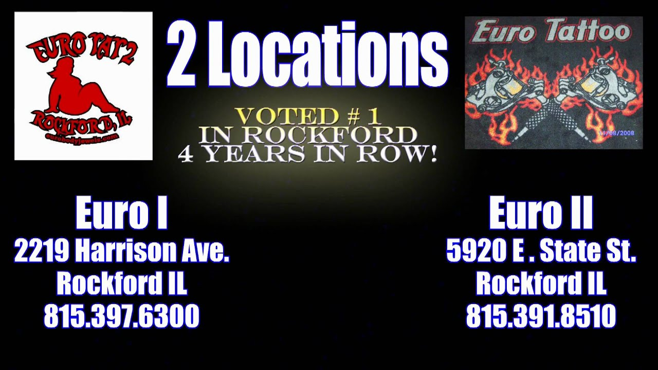 Rockford tattoo rockford illinois 39 leading tattoo shop for Tattoo shops in illinois