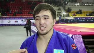 Елдос Сметов _интервью на Кубке Конфедерации