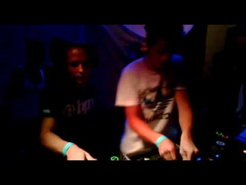 Arsee B & RanNDaal @ Live Port of Beat (Bassbeat stage)