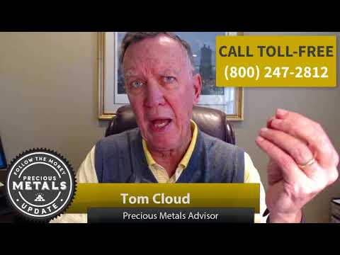 What Happens to Gold Prices When Interest Rates Rise? - Tom Cloud (3/27/18)