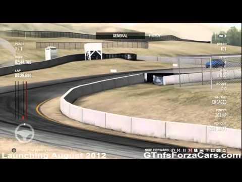 FM 4 Infineon Raceway 2010 Nissan 370Z