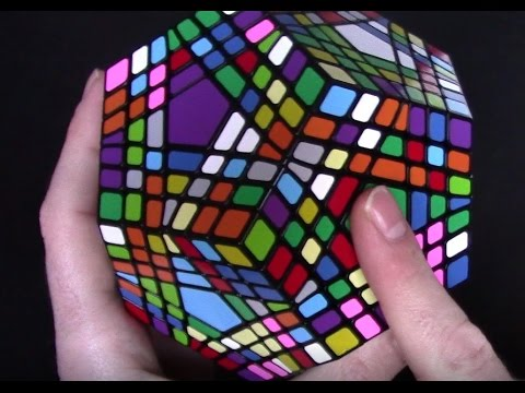 Review Shengshou Teraminx - Pedazo de dodecaedro to gordo ;)