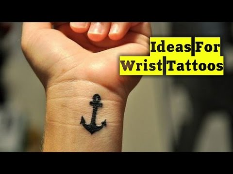 20 Inspiring Ideas For Wrist Tattoos