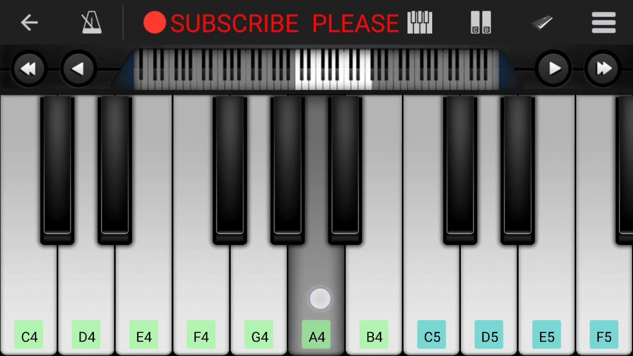 Kal ho na ho piano full song sonu nigam mobile perfect kal ho na ho piano full song sonu nigam mobile perfect piano tutorial hexwebz Images